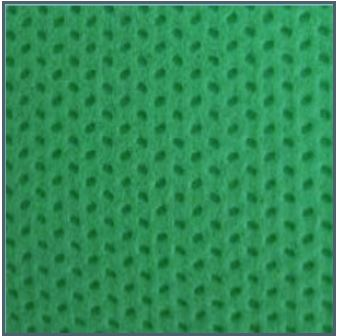Sesamoid Dot Fabric